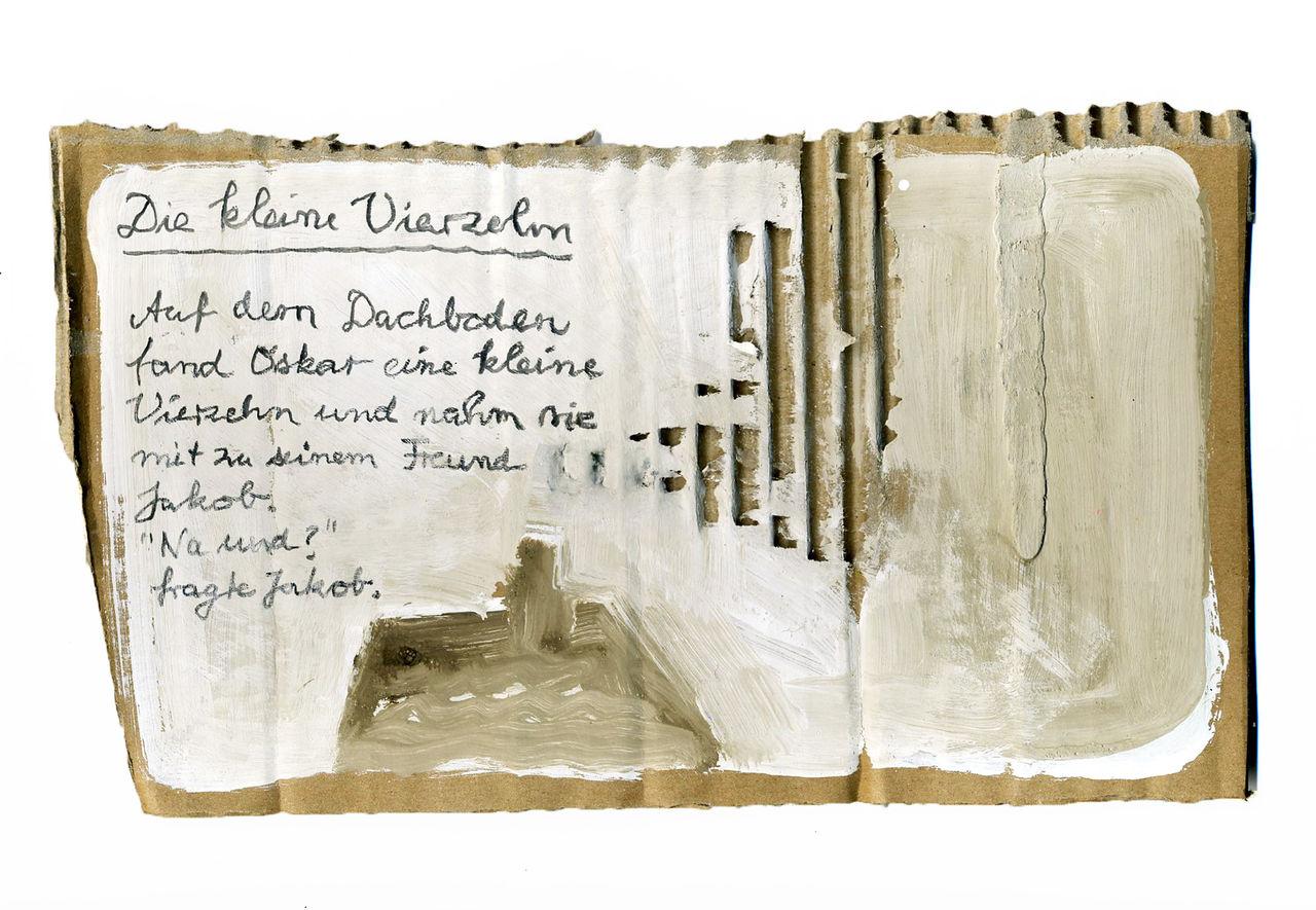 Kurzgeschichte die kleine vierzehn image art by for Koch 50 prozent