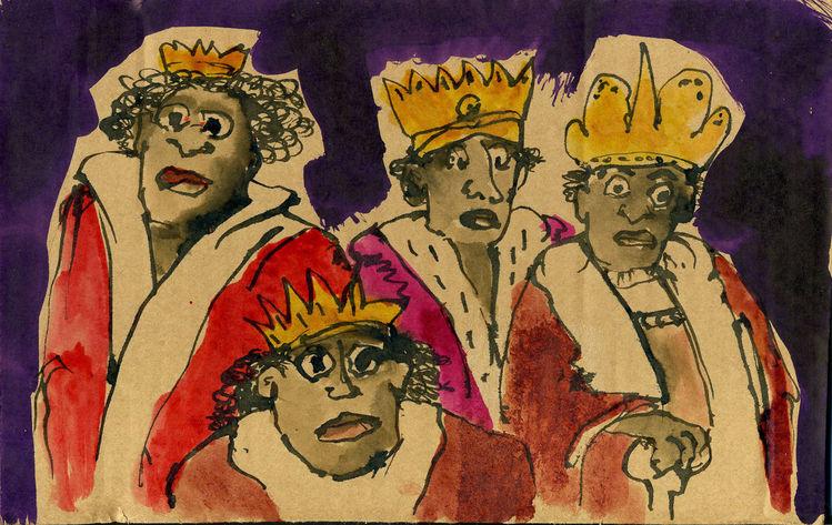 Weise, Krone, Brettspiel, Mannschaft, König, Schwarz