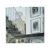 Treppe, Malerei,