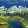 Schnee, Hoffnung, Goethe, Malerei