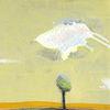Schutz, Frei, Wolken, Malerei