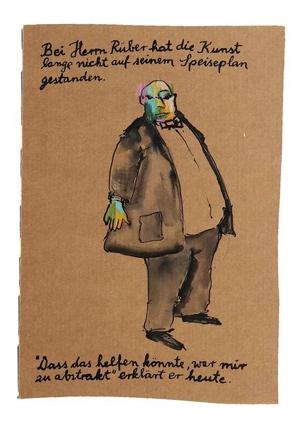 Speiseplan, Abstrakt, Mann, Zeichnungen,