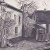Altstadt, Schwarzweiß, Neunkirchen, Jörg pleickhardt