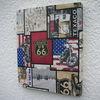 Route 66, Dekoration, Kunsthandwerk,