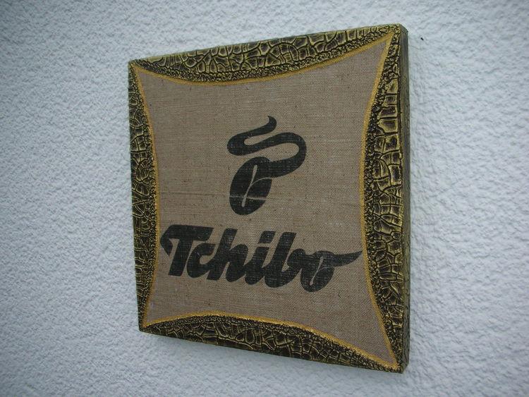 Kaffeesack, Tchibo, Kn17, Mischtechnik