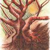 Baum, Natur, Fantasie, Studie