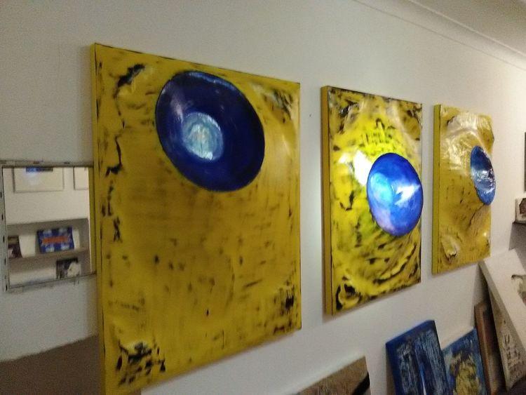 Energie, Sehen, Ausstellung, Weber, Leinen, Tuch