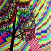 Schatten, Esothermik, Baum, Malerei