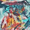 Formen, Abstrakt, Dynamik, Malerei