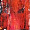 Struktur, Rot, Pink, Schicht