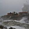 Gischt, Riesenwellen, Mallorca, Sturm