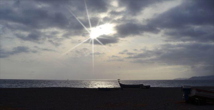 Meer, Abend, Wasser, Fotografie