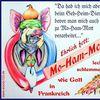 Er-Press-Sack - Frankreich, Frau, Geheimdienst, Gott, Kreuzritter, Magnet, Mett, Mohammed, Montag, Orient, Papst, Religion, Schinken, Schriftzug, Schwein, Stift, Terror, Wiener, Wurst, Zwiebel