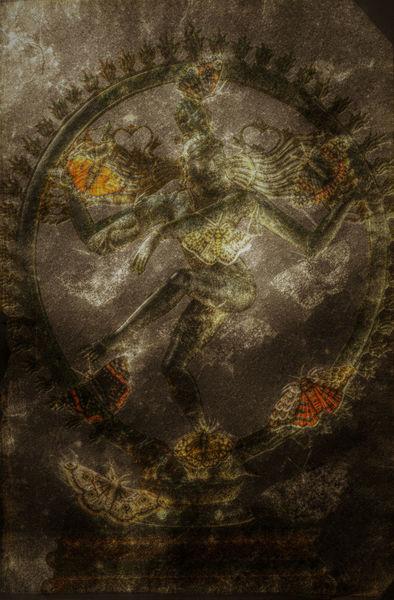Shiva, Tanz, Anbetung, Zerstörung, Schmetterling, Schöpfung