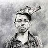 Kohlegrube, Bergbau, Kinderarbeit, Braunkohle