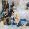 Intuitive, Abstrakt, Expressionismus, Ausdruck