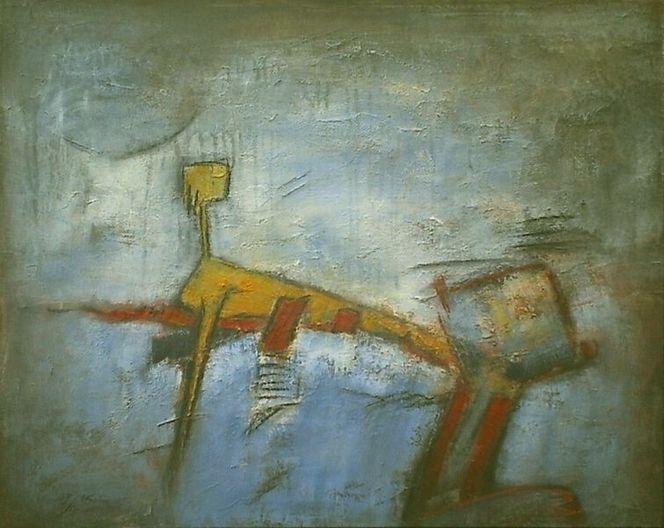 Abstrakt, Acrylmalerei, Malerei