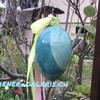 Ostern, Keramik, Diener, Ostereier