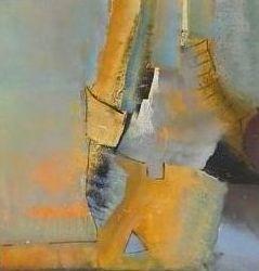 Terra, Abstrakt, Acrylmalerei, Blau, Malerei, Vi