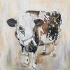 Rind, Kuh, Malerei,