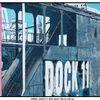 HAFEN HAMBURG - DOCK 11 - hafen, dock11, türkis, mensch, struktur, collage, plakate, speicherstadt, horizonte
