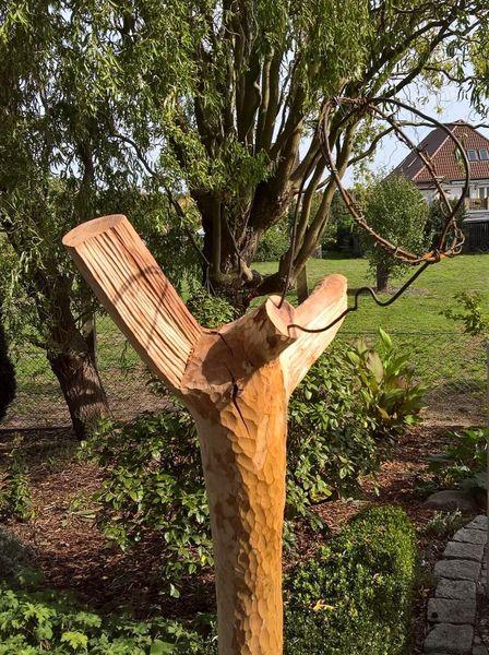 Holzskulptur, Plastiken, Abstrakte kunst, Holzskulpturen, Holzbildhauer, Holz