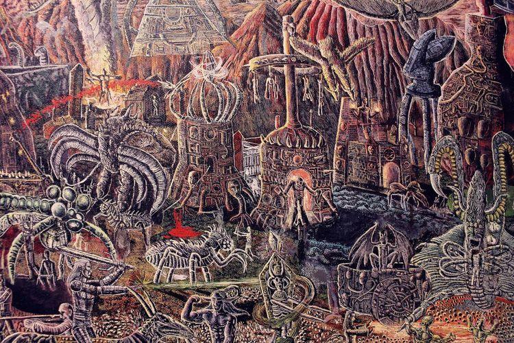 Surreal, Schlacht, Skurril, Warcraft 3, Fantasie, Infanterie