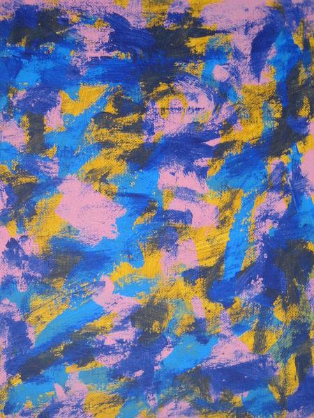 Malerei, 2015