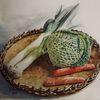 Essen, Gemüse, Mahlzeit, Wirsing