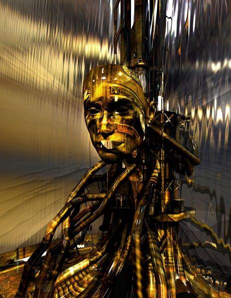 Sammler moderne kunst, Digital, Fantasie, Digitale kunst, Surreal,