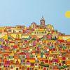 Gozo, Malta, Malerei,