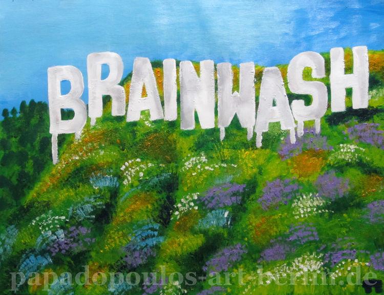 Travistock, Hollywood, Radio, Grün, Brainwash, Gehirnwäsche