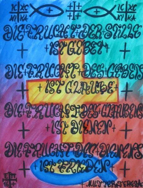 Orange, Kalligrafie, Weisheit, Gelb, Fisch, Worte