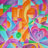 Liebe, Formen, Frieden, Farben