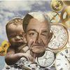 Uhr, Zeit, Jung, Vergänglichkeit