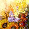 Früchte beeren, Strauß, Leuchten herbst, Blumen
