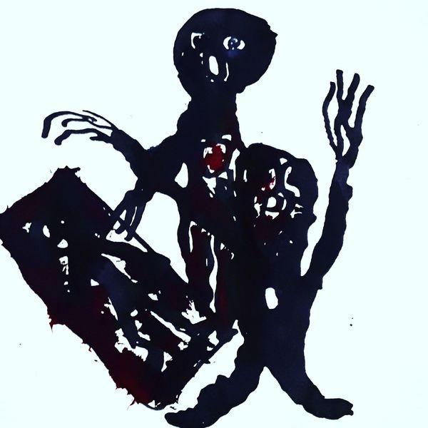 Outsider art, Kunst und psychiatrie, Artbrut, Malerei, Angst