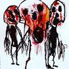 Artbrut, Kunst und psychiatrie, Outsider art, Malerei