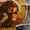 Mumie, Mosaik, Malerei