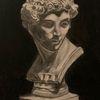 Julian de medici, Castdrawing, Büste, Zeichnungen
