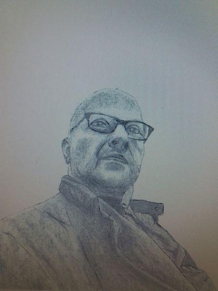 Bleistiftzeichnung, Zeichnungen,