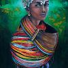 Ausdruck, Portrait, Kultur, Malerei