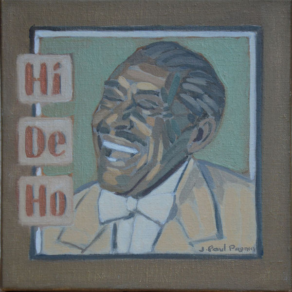 New york, Cotton club, Blues, Jazz art, Blues art, Peinture blues