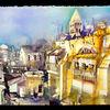Grabeskirche, Heilige stadt, Jerusalem, Hurva synagoge