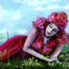 Fantasie, Natur, Digitale kunst, Malerei