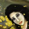 Blumen, Grafiktablett, Frau, Mai