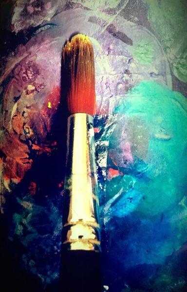 Fantasie, Malerei, Moment, Malen, Fotografie, Farben