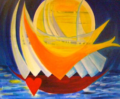 Märchenhaft, Traumwelt, Malerei