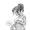 Frau, Hunger, Zeichnungen