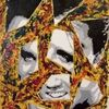 Portrait, Elvis presley, Malerei